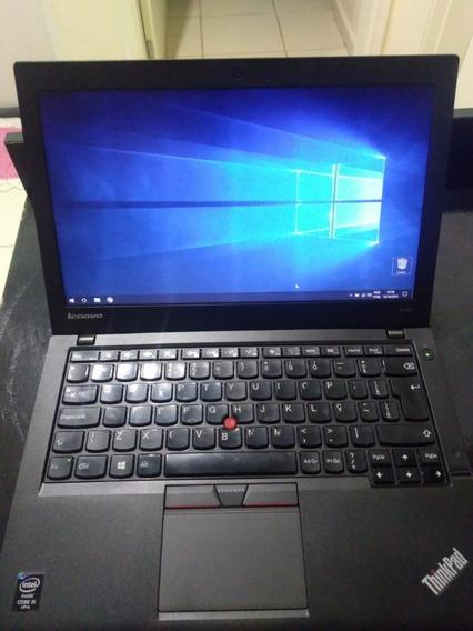 Notebook Lenovo X250 I5 5300u 4gb 320gb Win 10