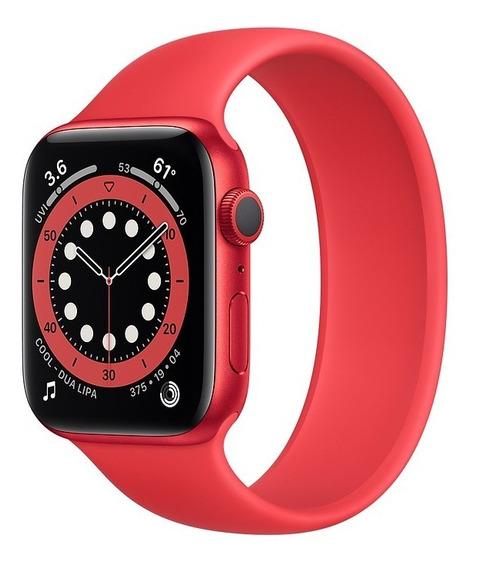 Relógio Smartwatch Iwo 14 Series 6 Gps 60 Faces Oximetro 44