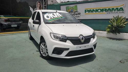 Renault Logan 1.0 Life 12v 4p 0km 2022
