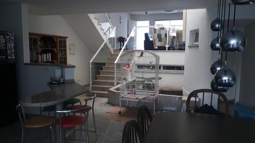 Imagem 1 de 26 de Sobrado À Venda, 4 Quartos, 4 Suítes, 4 Vagas, Bastos - Santo André/sp - 99722