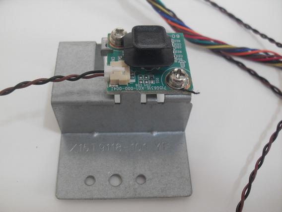 Botão Power Philips 55pfg7309/78 Novo