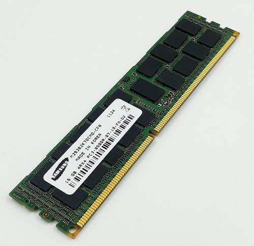 Memoria Servidor 16gb | 4rx4 Pc3-8500r | M393b2k70cm0-cf8