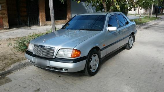 Mercedes-benz Clase C 1.8 C180 1995