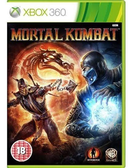 Mortal Kombat 9 (midia Digital)