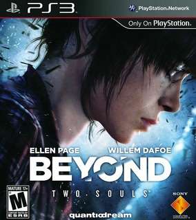Beyond Dos Almas Two Souls En Español Ps3