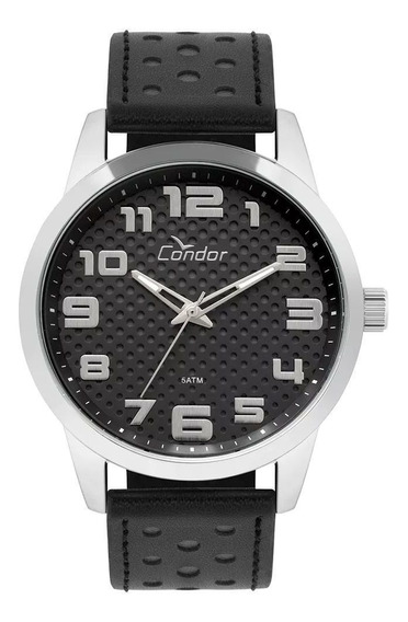 Relógio Analógico Condor Masculino Co2036kulk2p + Brinde