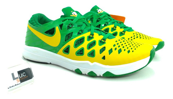 Tênis Nike Train Speed 4 Amp Oregon Ducks Original