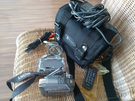 Filmadora Sony Handycan