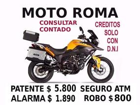 Corven Touring 250 Motoroma