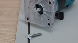 Fresa Para Acm 90° Chanfro E Dobra Acm, Acrilico, Aluminio