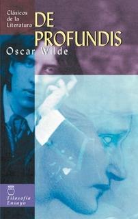 De Profundis, Oscar Wilde, Edimat
