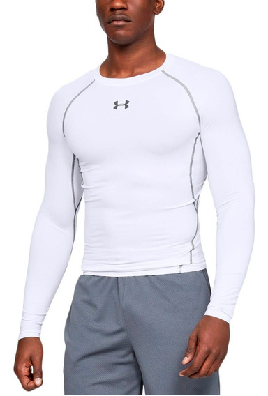 Remera Under Armour Hg Armour Ls 1257471-100