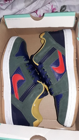 Nike Sb Air Force Low 2 Sb Multicolor