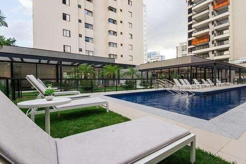 Apartamento Garden 147 Metros 2 Dormitórios Suíte 1 Vaga 9 Minutos A Pé Do Metrô Ana Rosa! Última Unidade! - 15249