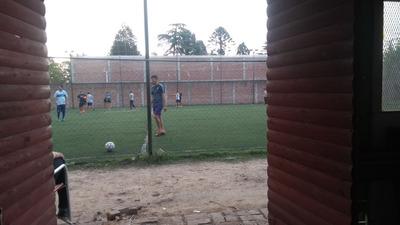 Fondo De Comercio Dos Canchas D Fútbol 5
