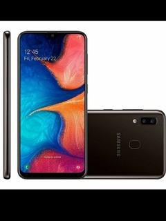 Samsung Galaxy A20+ Accesorios Gratis! Leer Descripcion