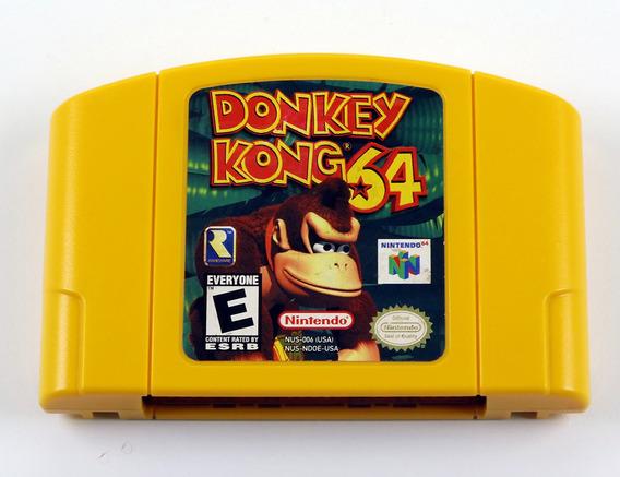 Donkey Kong 64 Original Nintendo 64 N64