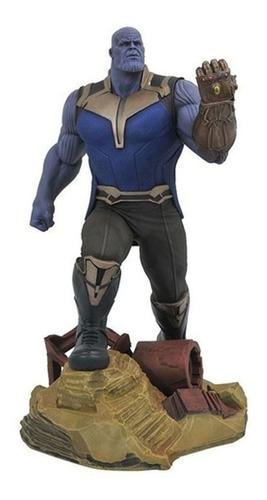 Estatueta Thanos Infinity War Marvel Gallery Diamond