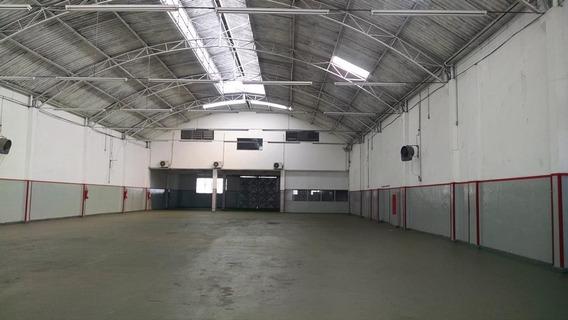 Galpão Comercial Para Locação, Vila Antonieta, São Paulo. - Ga0134