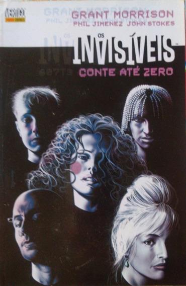 Hq Os Invisiveis Conte Até Zero