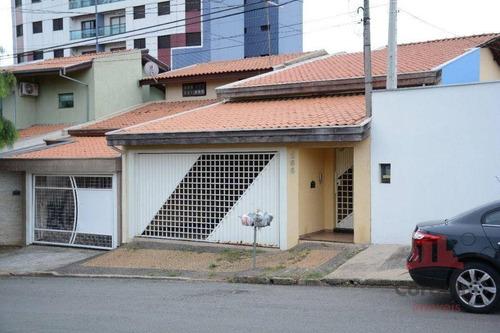 Imagem 1 de 8 de Casa Com 3 Dormitórios À Venda, 135 M² Por R$ 380.000,00 - Campo Limpo - Americana/sp - Ca2973