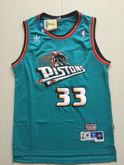 Detroit Pistons Grant Hill 1998/99 - A Pedido