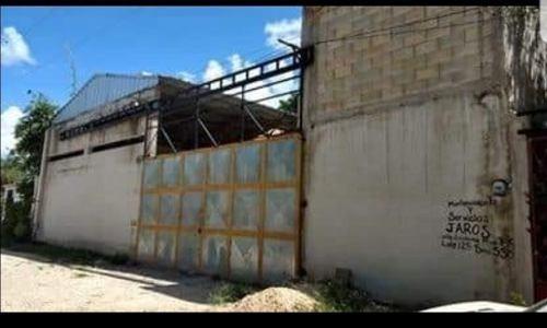 Nave Industrial Sobre Av Las Torres ( Av Cancun) Sm 531