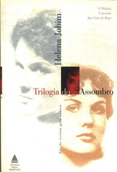 Livro Trilogia Do Assombro