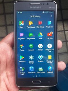 Celular Samsung Gran Prime Tv Melhot Preço Tela Grande 5pol