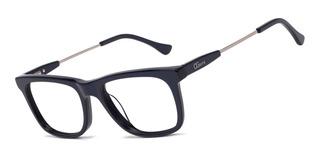 Armação Oculos Ogrife Og 1105-c Masculino Com Lente Sem Grau