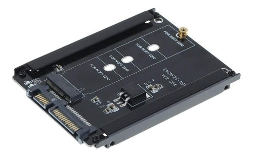 Caja Convertidor Disco Duro 2.5 Ssd M2 Ngff A Sata