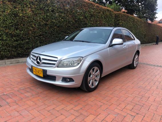 Mercedes-benz Clase C C C180 Mt 2009 1.8 T