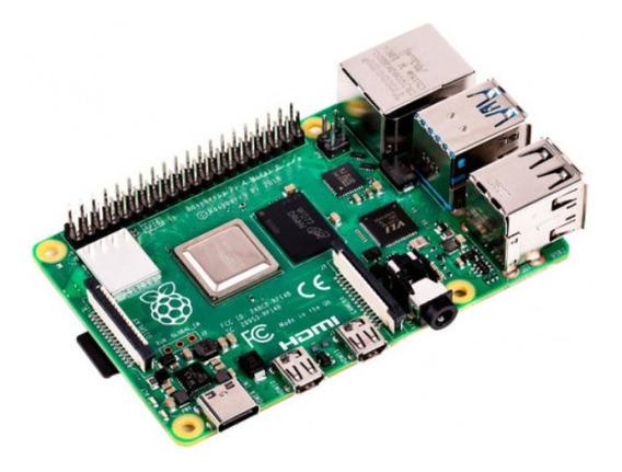 Raspberry Pi 4 Model B 2gb - Element14 - Lacrado