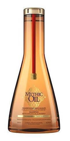 Imagen 1 de 1 de Shampoo Para Cabello Grueso Mythic Oil 250 Ml