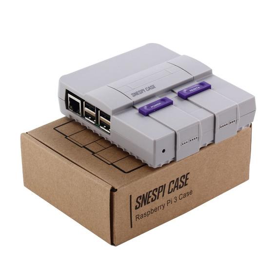 Snespi Case Raspbery Super Nintendo