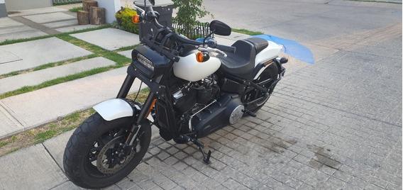 Harley Davidson Fatbob 2018