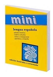 Mini Diccionario Ilustrado Sopena Lengua Española