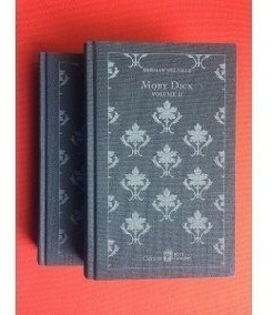 Moby Dick 2 Vol Herman Melville