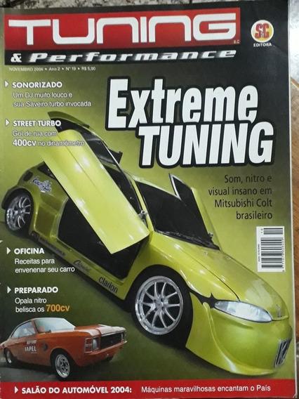 Revista Tuning E Performance - Novembro 2004 - Ano 2
