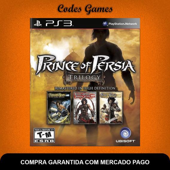 Prince Of Persia - Classic Trilogy Hd - Ps3 - Promoção