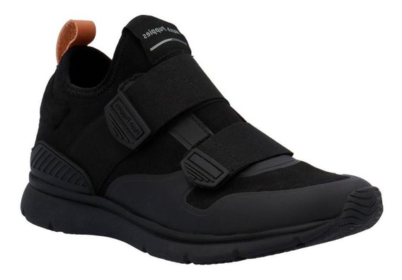 Sneaker Mujer Hush Puppies Fly Black[111 Move