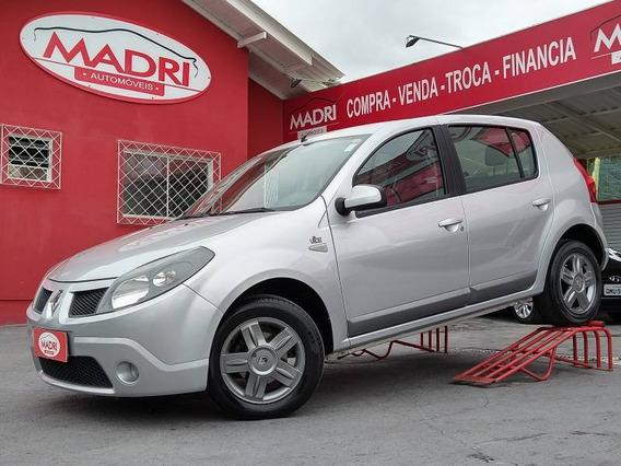 Renault Sandero Vibe Hi-flex 1.6 8v