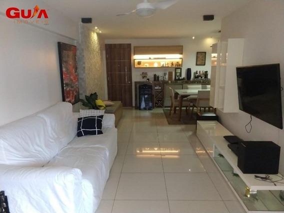 Excelente Apartamento A Uma Quadra Da Beira Mar - 1553