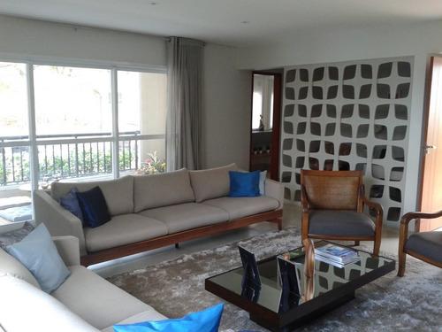 Imagem 1 de 14 de Lindo Apartamento Alto Padrão Pronta Entrega Lado 9 Julho