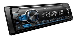 Autoestereo Pioneer Mvh-s315bt Usb Bluetooth