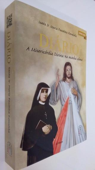 Livro Diário De Santa Faustina Kowalska Misericórdia Divina