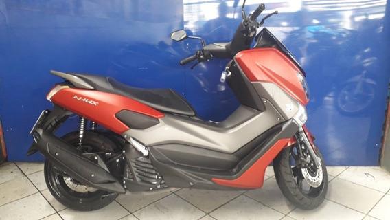 Yamaha Nmax 160 Vermelha 2019