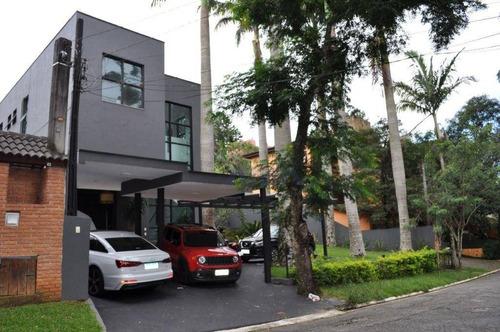 Casa Com 3 Suites À Venda, 460 M² Por R$ 2.100.000 - Nova Higienópolis - Jandira/sp - Ca1053