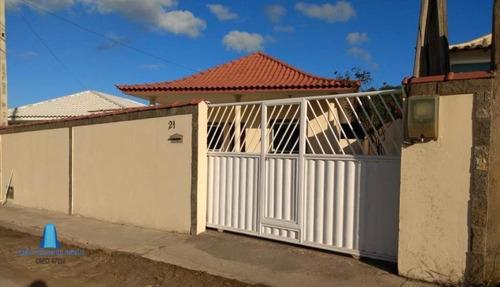 Imagem 1 de 16 de Casa A Venda No Bairro Parque Hotel Em Araruama - Rj.  - 981-1