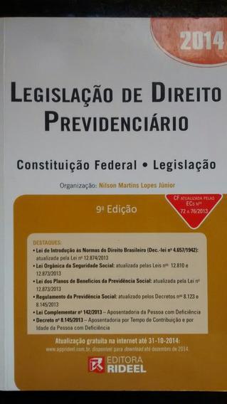 Legisl Adm. + Prev. + Amb + Eleit. + Trabalh.